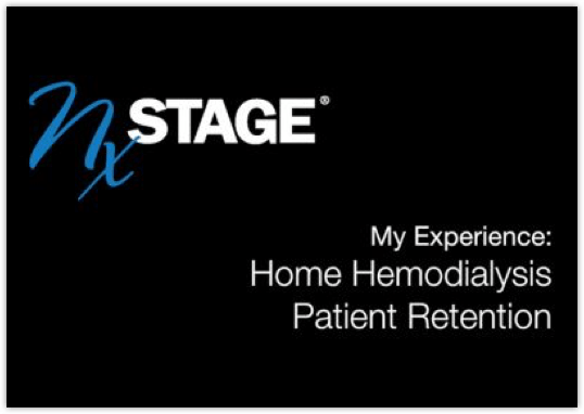My Experience: Home Haemodialysis Patient Retention