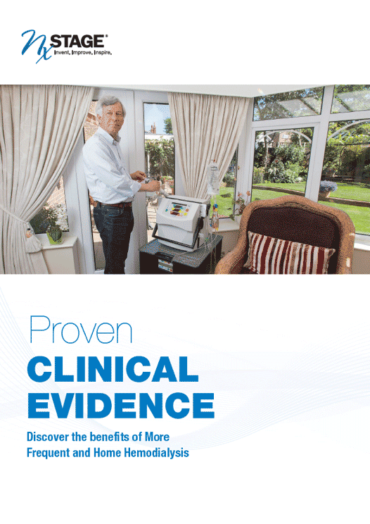 Proven Clinical Evidence: Discover the Benefits of More Frequent and Home Haemodialysis