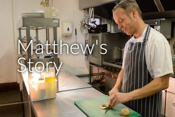 Patient Story: Matthew