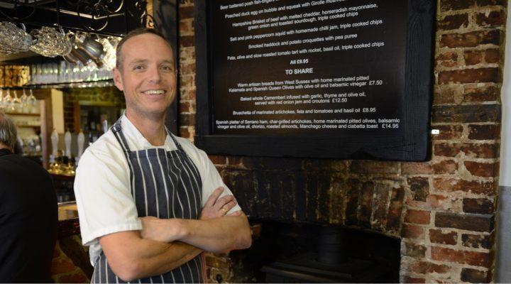 Matt Herbert - Chef